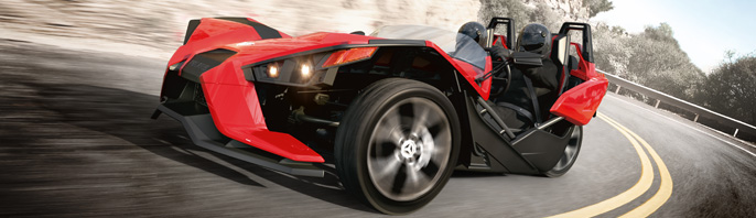 Polaris Slingshot France